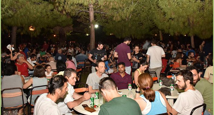 250 applicateurs à une soirée offerte par la direction de RESIMARMO