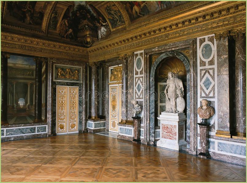 Salon de Vénus, Palais de Versailles