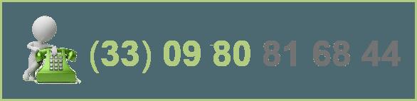 Les visiteurs - Numero de telephone (33) 09.80.81.68.44