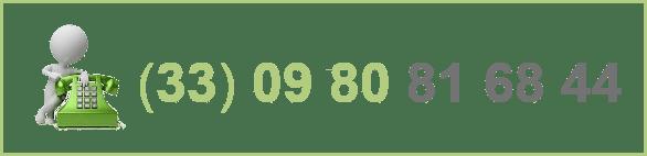 Numéro de téléphone international RESIMARMO