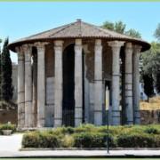 Temple Hercule victorieux à Rome